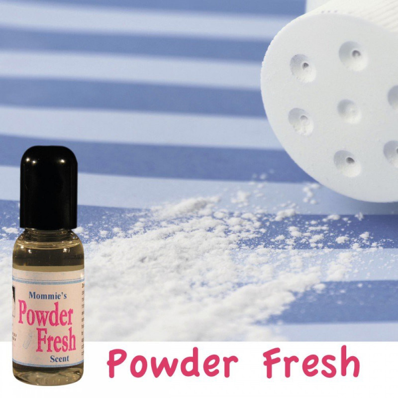 Fragrance_Mommie's-powder-fresh-scent