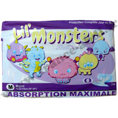 Rearz Lil' Monsters